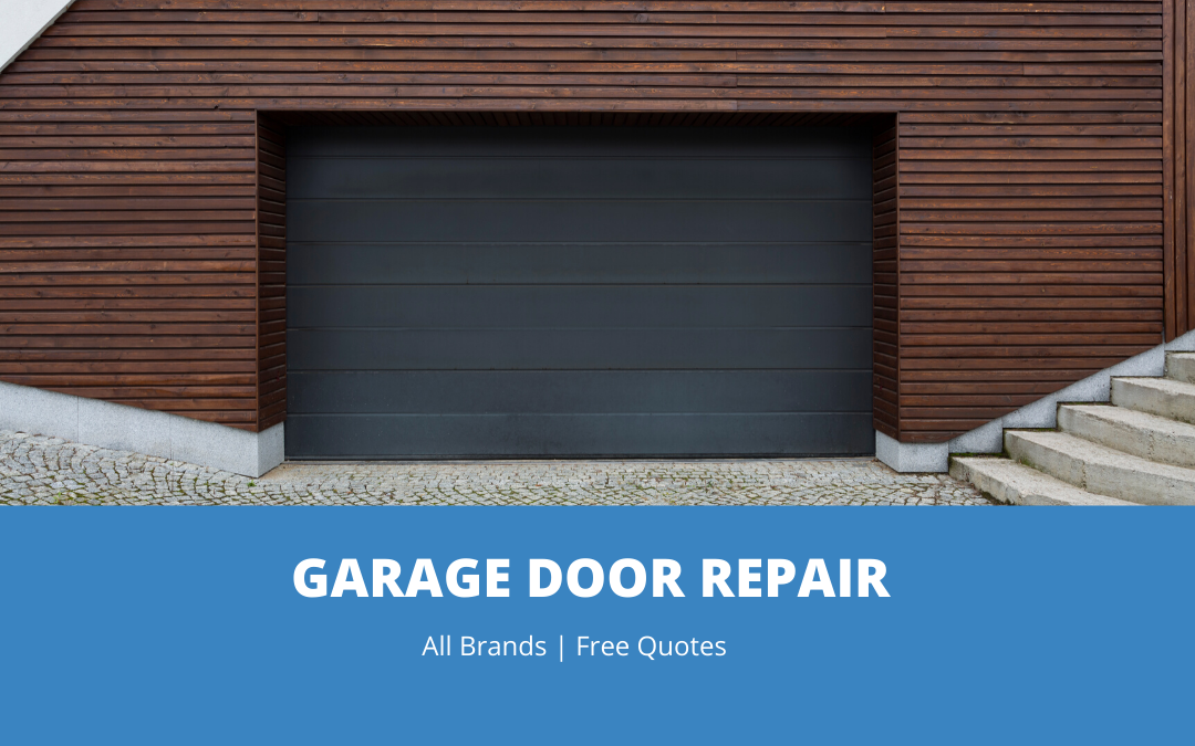 How To Deal With Dents in Your Perth Garage Door