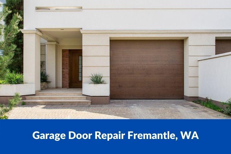 garage door repair services in Fremantle, Western Australia