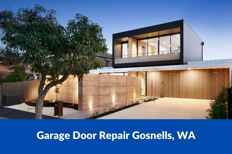 Garage Door Repair Gosnells, WA
