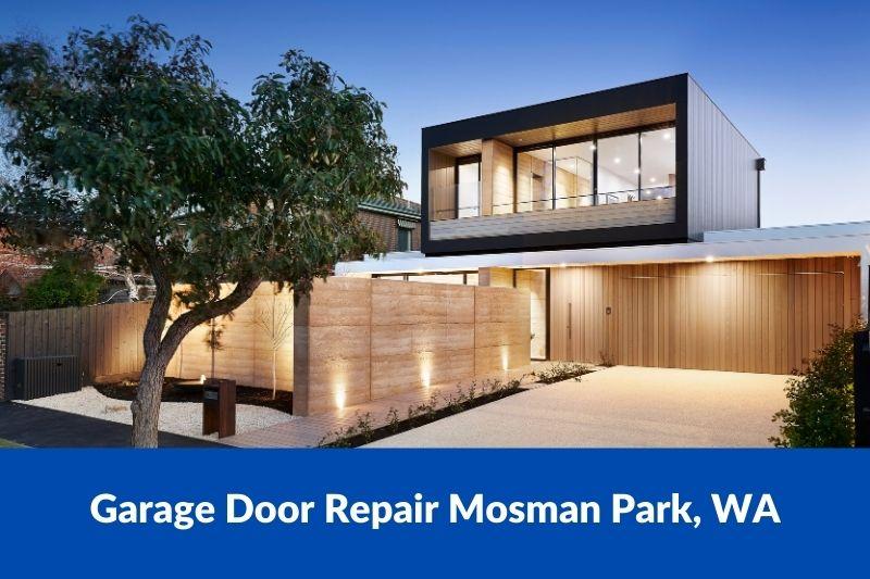 Garage Door Repair Mosman Park, WA