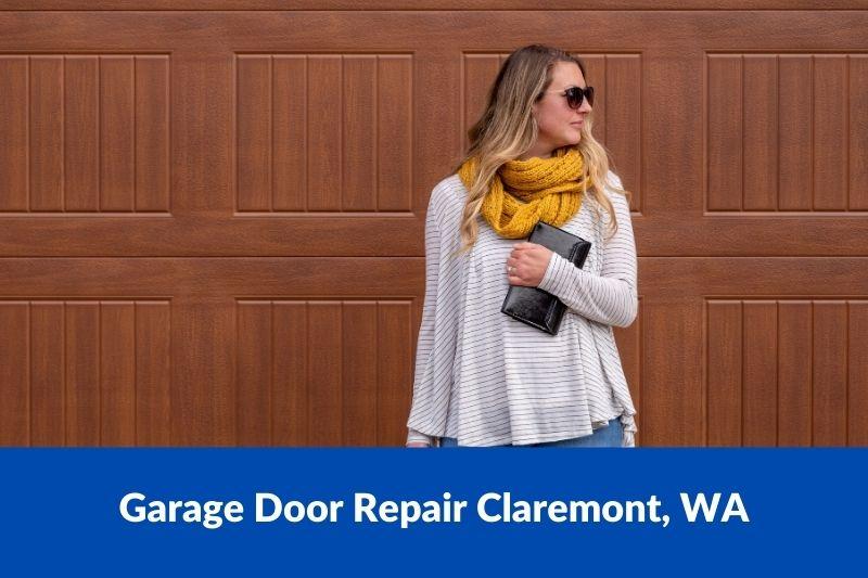 Garage door repair and installation Claremont wa